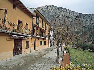 TURISMO VERDE HUESCA - Casa Pasé en Sopeira